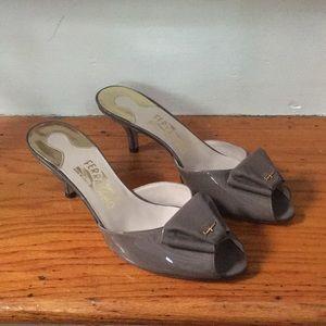 Ferragamo heel slides